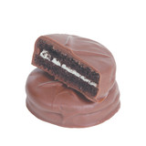 America's favorite cookie, the Oreo, smothered in milk chocolate.  Pair it with a glass of milk and you are good to go!