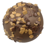 Our confectioner creates each truffle by hand, using fresh, premium ingredients.