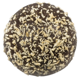 Coconut Dark Chocolate Truffles
