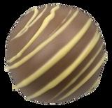 Hazelnut Milk Chocolate Truffles