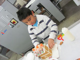 Gingerbread Workshop-Wednesday, Dec. 23, 2020