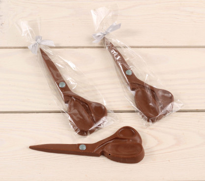 Chocolate Scissors