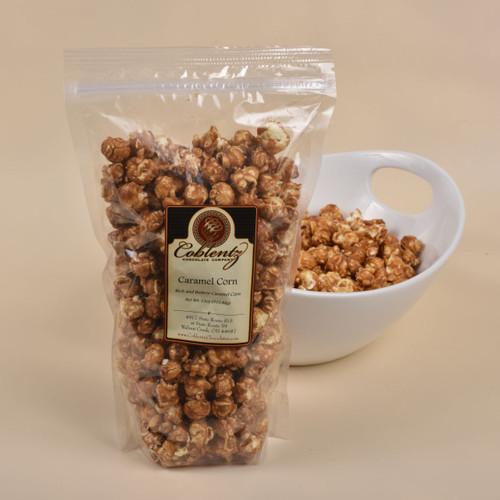 Caramel Popcorn Varieties