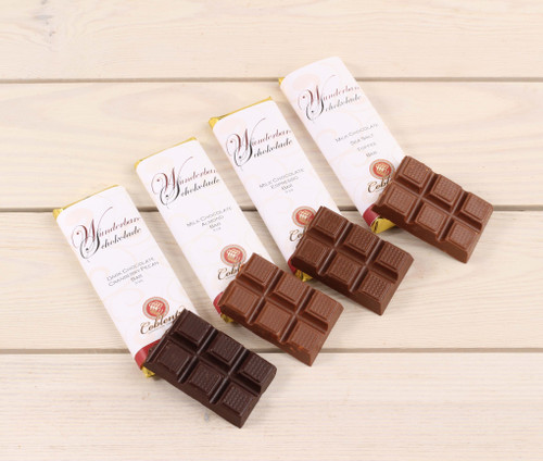Wunderbare Schokolade