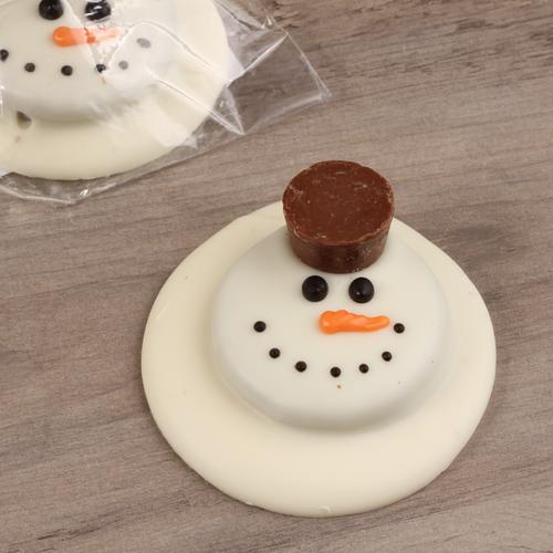 Defrosty the Snowman