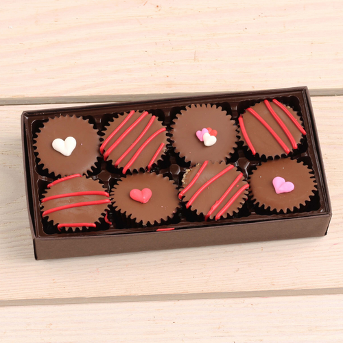 Valentine Peanut Butter Cups