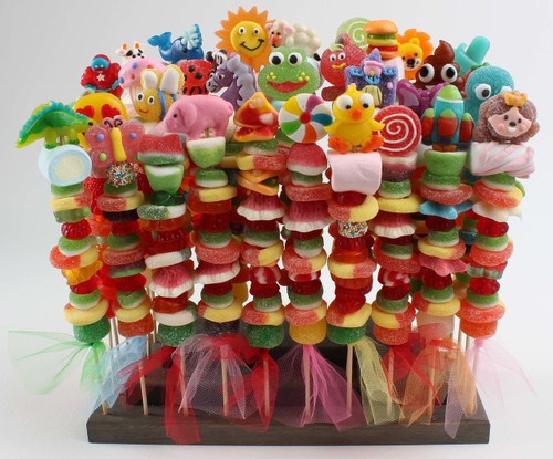 Forever Sweet Candy Kabobs-Set of 3 or by the Case