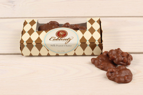 Milk Chocolate Peanut Clusters 6 oz.