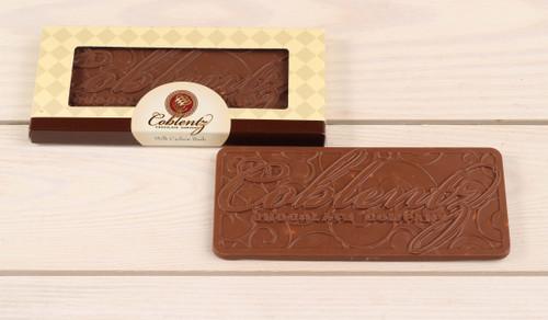 Milk Chocolate Cashew Bark