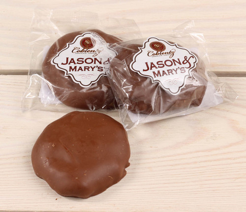 Jason & Mary's Oversized Treats-Milk Chocolate Peanut Butter Pretzel Cluster  x3