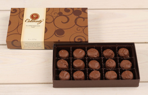 Milk Chocolate Peppermint Patties