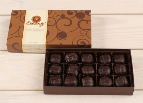Dark Chocolate Mint Meltaways