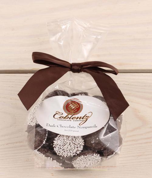 Dark Chocolate NonPareils
