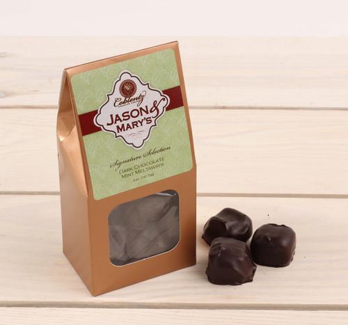 Jason & Mary's Signature Selection Dark Chocolate Mint Meltaway