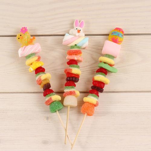 Easter Gummy Kabobs-set of 3