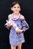 Sophie Catalou Girls Toddler & Kids Rosita Dress 3-6y