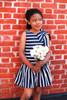Sophie Catalou Girls Toddler & Kids Lina Dress 2-8y
