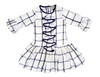 Sophie Catalou Girls Toddler & Kids White Corrine Dress 2-8y