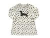 Sophie Catalou Girls Toddler & Kids Dalmatian Knit Dress 2-8y