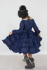 Sample Sale Navy Tatiana Dress