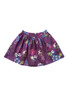 Sophie Catalou Girls Toddler & Kids Purple Teresa Skirt 3-10y