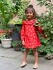 Sophie Catalou Scarlet Dress
