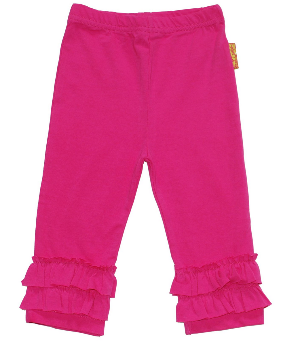 1c6d61a88008 Sophie Catalou Bubblegum Ruffle Leggings - Sophie Catalou