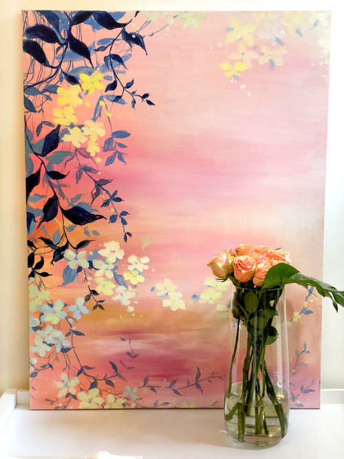 Spring Painting