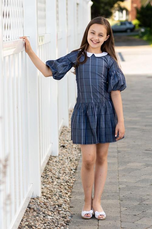Sophie Catalou Girls Toddler & Kids Karen Dress 2-8y