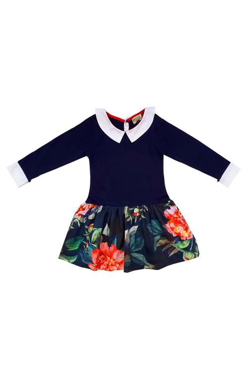 Sophie Catalou Girls Toddler & Kids Savoy Drop-waist  Dress 18m-10y