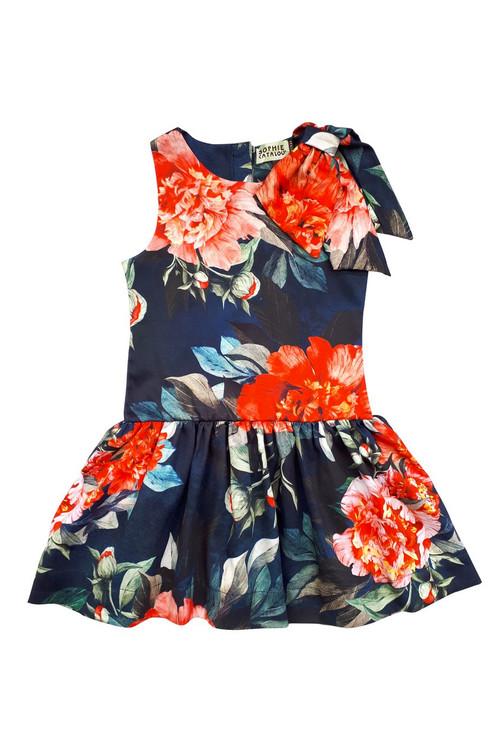 Sophie Catalou Girls Toddler & Kids Savoy Irina  Dress 3-10y