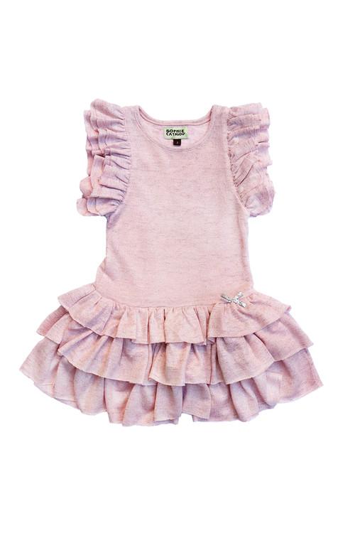 Sophie Catalou Girls Toddler & Kids Kaya Morgan Dress 2-10y