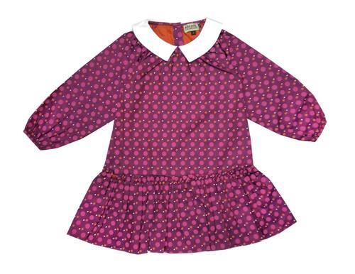 Sophie Catalou Girls Toddler & Kids Purple Vanina Dress 2-8y