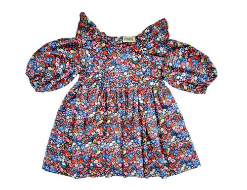 SOPHIE CATALOU NAVY FLORALI DRESS