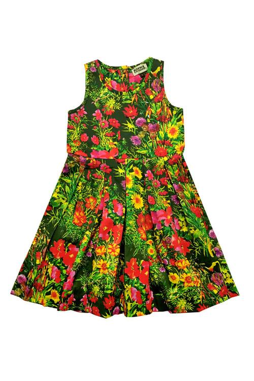 Sophie Catalou Girls Toddler & Kids Saskia Pleated Dress 2-10y