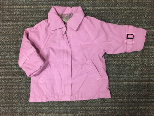 Sample Sale Pink Jacket