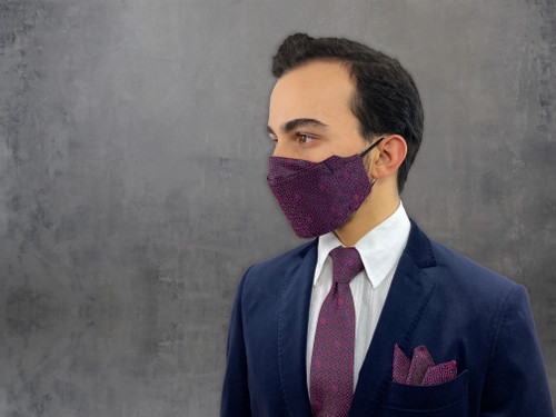 Neckties and Mask Combos