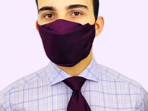unique Christmas Gifts for boyfriend. 2020 Best gifts for him. Face mask matching necktie set