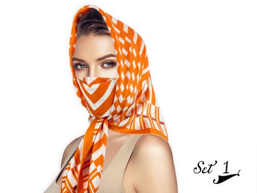 Check out our silk scarf selection for the very best in unique or custom, handmade pieces from our scarves shops.