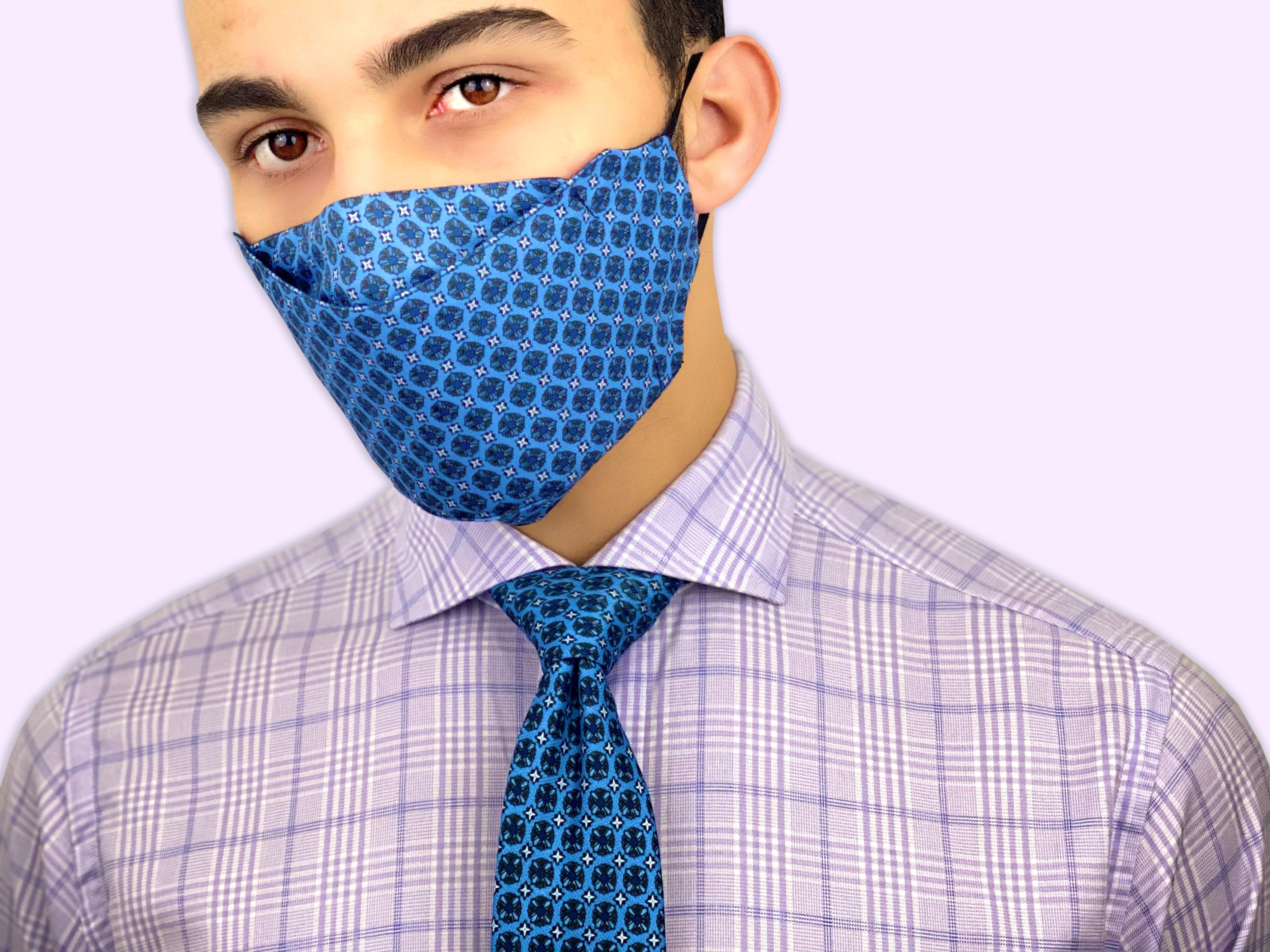 christmas face mask gift for men