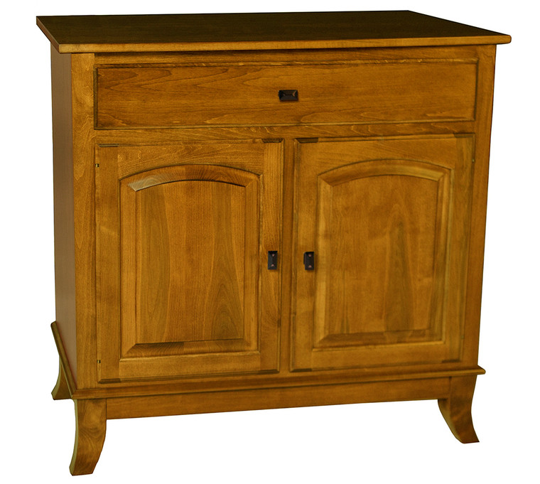 """As Shown: Maple Cider, Size: 41"""" Wide, Hardware: 010710"""