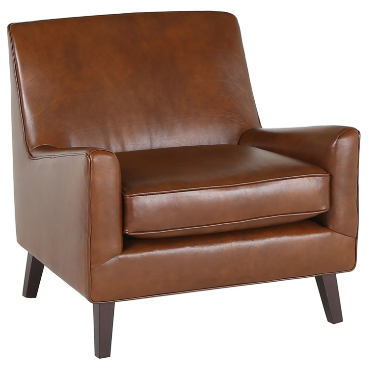Annabelle Tate Branson Chair In Leather AT42229-30-L
