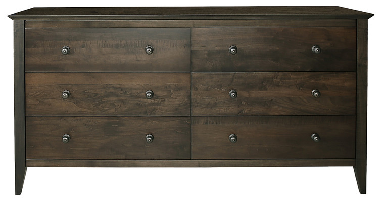 As Shown: Maple Slate, Dresser Mirror: No, Hardware: Discontinued