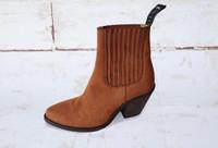 Daisy Veg. Leather