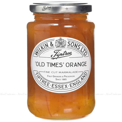 Tiptree Wilkin Old Times Orange Fine Cut Peel Marmalade Breakfast Jam Jar 908g