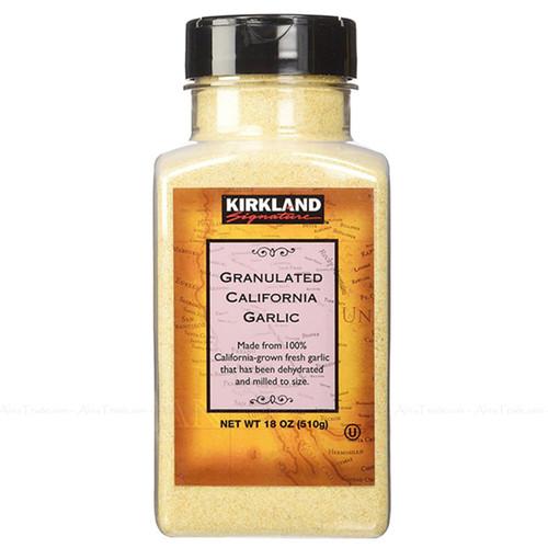 Kirkland Signature Spice Seasoning Granulated California Garlic Dressing Jar510g
