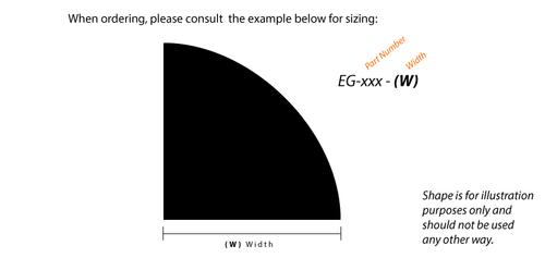 """EG-247 - .040"""" / 1,0mm (5 / Pkg)"""