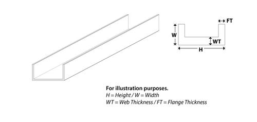 """EG-263 - .100"""" / 2,5mm (4 / Pkg)"""