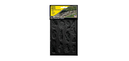 Rock Mold Creek Bed Rocks