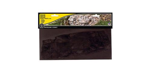 Rock mold facet rock